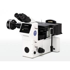 奥林巴斯进口GX71倒置金相显微镜