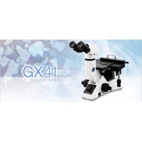 奥林巴斯进口GX41倒置金相显微镜