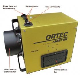 Micro-trans-SPEC便携式高纯锗探测器