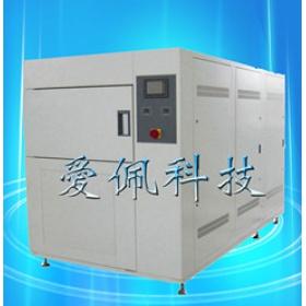 高低温冲击试验箱制造商厂;水冷高低温快速冲击试验箱