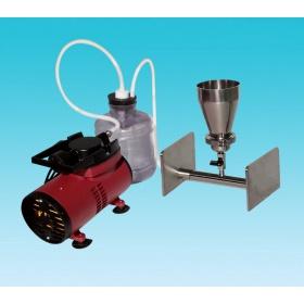 华旦牌HDG-1A单联全不锈钢过滤器/抽滤装置