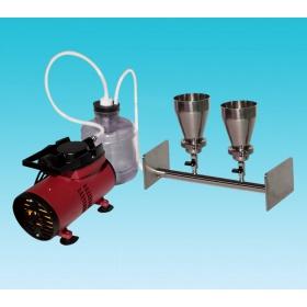 华旦HDG-2A两联全不锈钢过滤器/多联过滤器