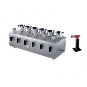 華旦HDG-6DX六聯滅菌排液一體化薄膜過濾器