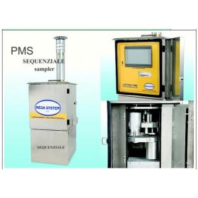 PM10/PM2.5,自動換膜顆粒物采樣器