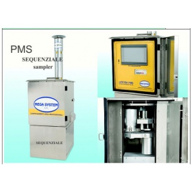 PM10/PM2.5,自动换膜颗粒物采样器