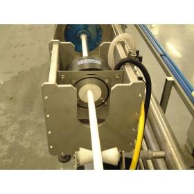 超声波在线壁厚、偏心测量仪