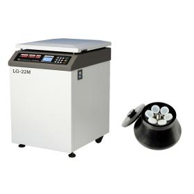 蜀科LG-22M立式高速大容量冷冻离心机