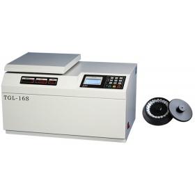 蜀科TGL-16S台式高速冷冻微量离心机