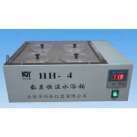 HH-1、2、4数显恒温水浴锅