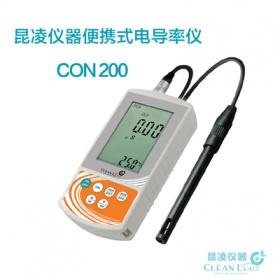 昆凌 CON200A 便携式电导率仪