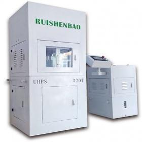 瑞绅葆超高压压片机在冶金行业的应用-硅铁