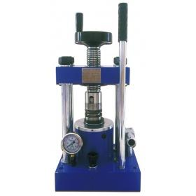瑞绅葆PrepP-01ML超轻便铝合金压片机