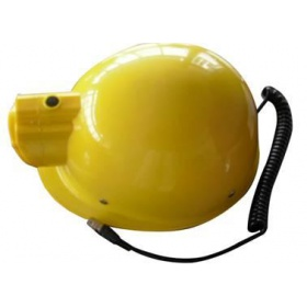 奥斯恩3G头盔式可视化巡检定位系统
