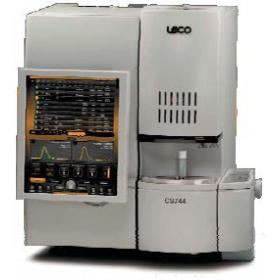 CS744硫碳分析儀