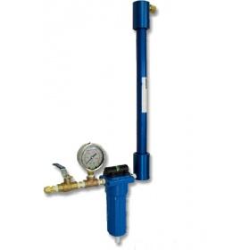 Fluitec + 除水装置 + Stealth EHC
