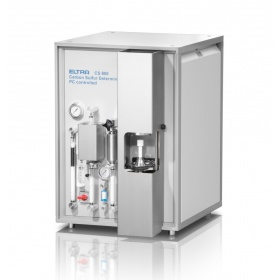 Eltra CS-800高频红外碳硫分析仪