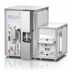 Eltra CS-2000碳硫分析儀