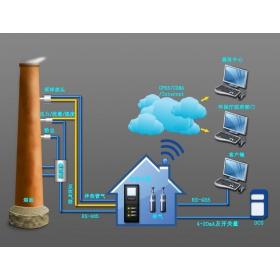 烟气(CEMS)在线监测系统