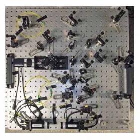 預組裝太赫茲時域光譜儀THz TDS