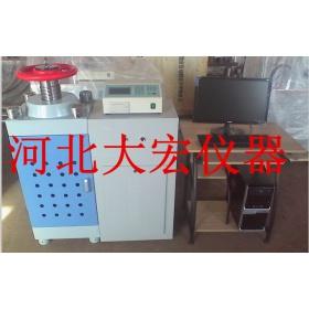 TYE-2000E电脑全自动混凝土压力机