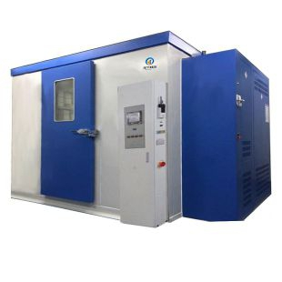 溱孚科技 步入式药品稳定性试验室(压缩机户内放置)LHH-9000SDP/HS