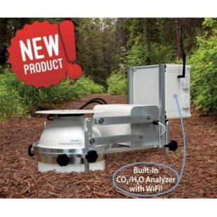 美国PP systems    CFLUX-1全自动土壤呼吸测定仪