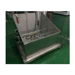 上海弈楷BS6387电线电缆耐火冲击喷淋试验机