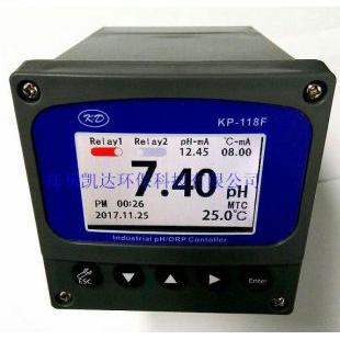 鄭州凱達工業在線PH/ORP控制器