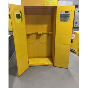 气瓶柜报警 双气瓶防爆柜 气瓶柜厂家 气瓶柜规格