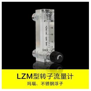 上海佰质转子流量计LZM-6T
