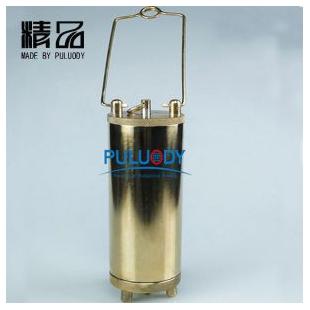 黄铜全程取样器
