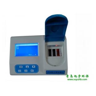 青岛旭宇三合一多参数水质检测仪DL-300AT