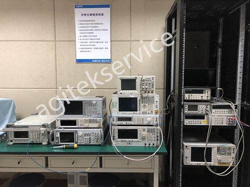 专业提供是德信号发生器N5182B维修--Agitekservice