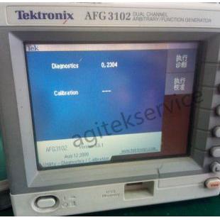 泰克AFG3102函数信号发生器维修