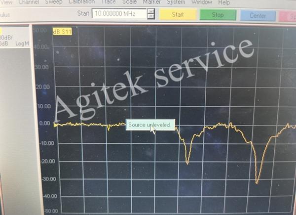 网络分析仪N5230A维修