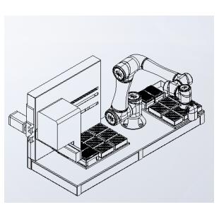 移液体机械手全自动稀释机器人