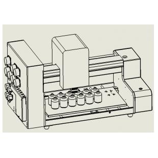 全自动移液机器人含分液搬运移动耗材功能