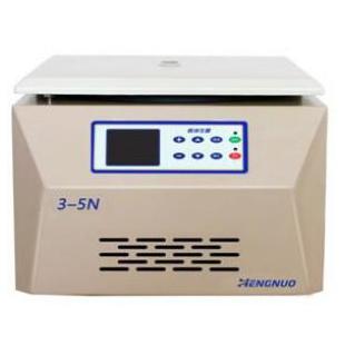 湖南恒诺中型台式低速常温离心机3-5N