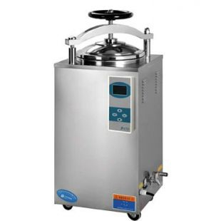 LS-100HD 立式压力蒸汽灭菌器(液晶显示自动型)