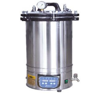 DGS-280B 數顯手提式壓力蒸汽滅菌器