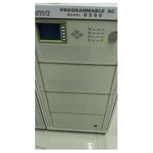 二手Chroma6590可编程交流电源台湾致茂6590变频电源9KVA大功率电源