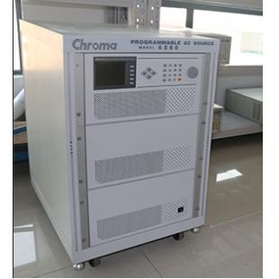 测试仪器Chroma6560可编程交流电源