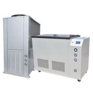 风冷分体式大型工业冷水机