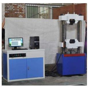 WAW型曲轴屈服强度试验机