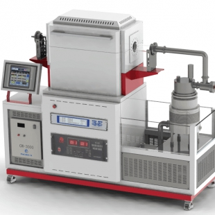 高真空管式炉系统高真空系统GZK-103-1200(60)