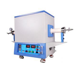 金属零部件热处理炉1700度高温可抽真空管式炉
