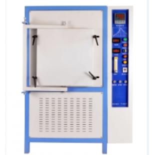 金属烧结可通气体1200度高温气氛炉