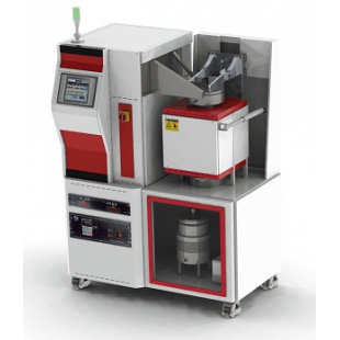 120管径焊刀炉高温刀具炉可充气体真空管式炉