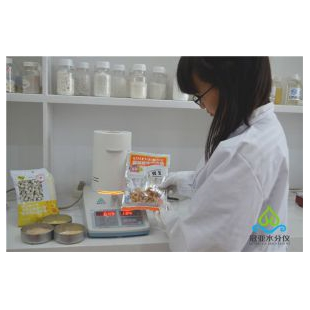 果脯水分测试仪测试方法和注意事项