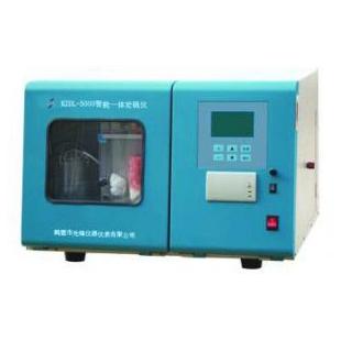 鹤壁先烽测硫仪/定硫仪/KZDL-5000型/全自动测硫仪